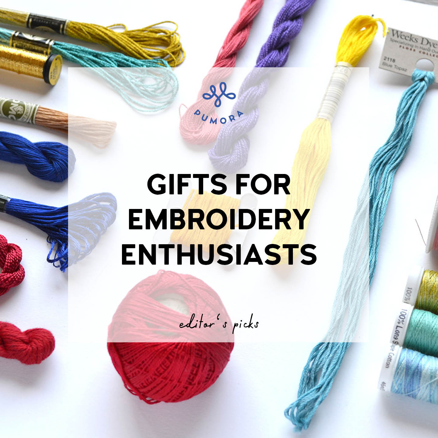 gift guide for embroidery enthusiasts