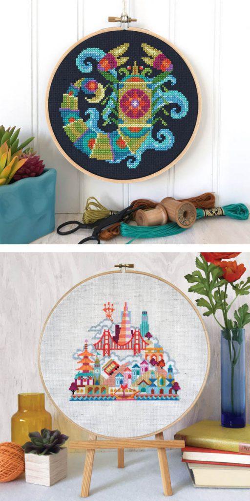 satsuma street cross stitch patterns
