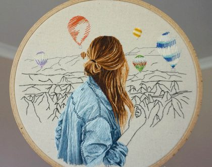 Amazing fashion embroidery scenes – Jolly Hoops Interview