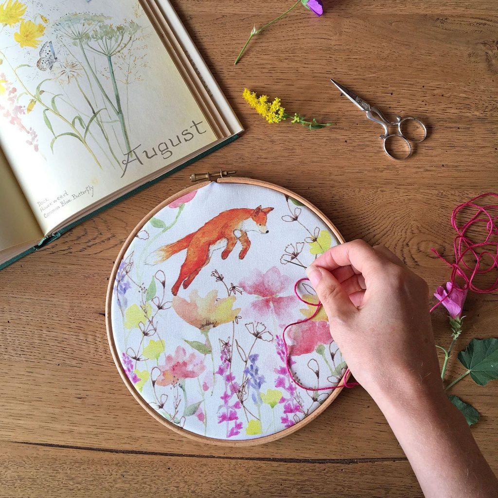 bumpkin Hill Embroidery interview