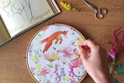 bumpkin Hill Embroidery interview