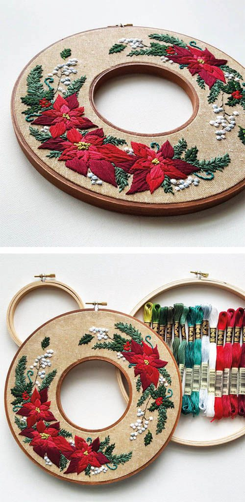 hand embroidery patterns by Namaste Embroidery