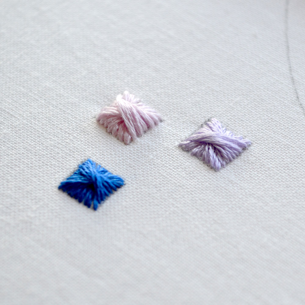 rhodes stitch embroidery tutorial