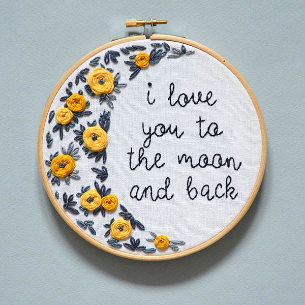I love you to the moon and back - KoddiStore