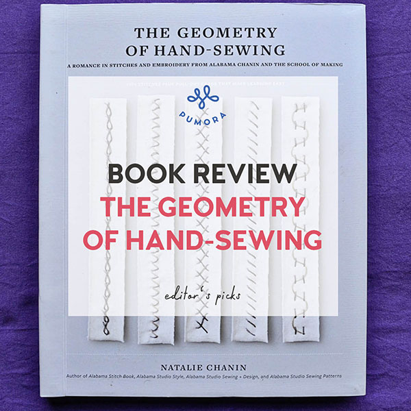 book review: the geometry of hand-sewing