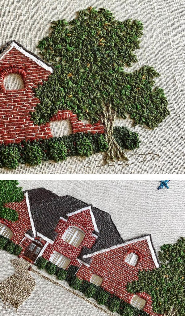 the monsters lounge hand stitched houses interview