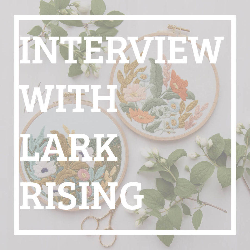 interview larkrising