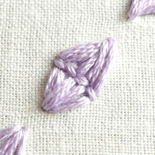 lantern stitch